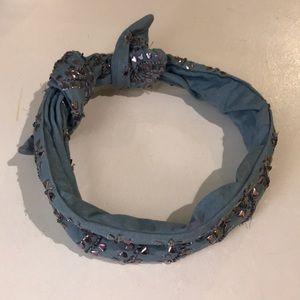 Accessories - BRAND NEW Periwinkle Beaded Headband